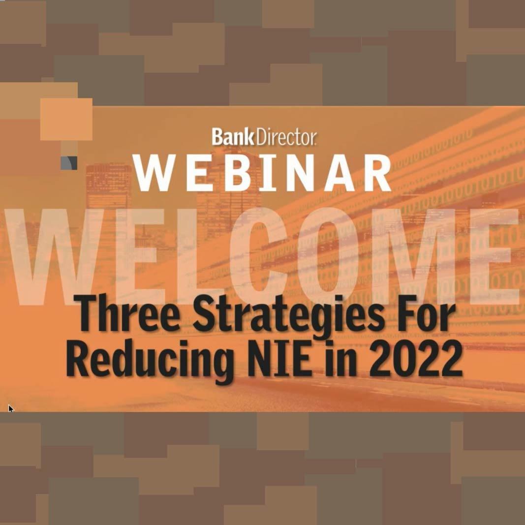 Three Strategies For Reducing NIE In 2022
